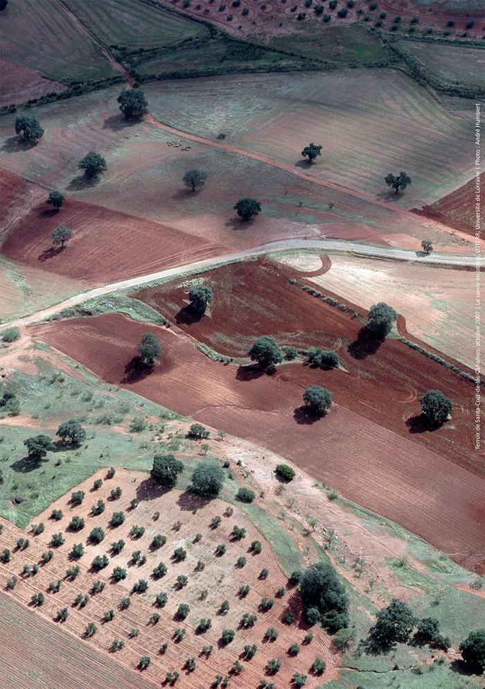 Journées du patrimoine 2018 - Paysages ruraux et écosystèmes, lus du ciel