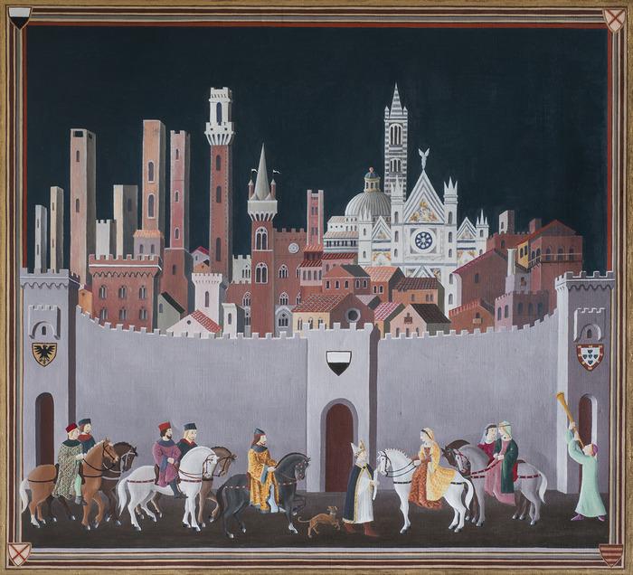 Journées du patrimoine 2018 - Exposition : Peinture de Margaret Early
