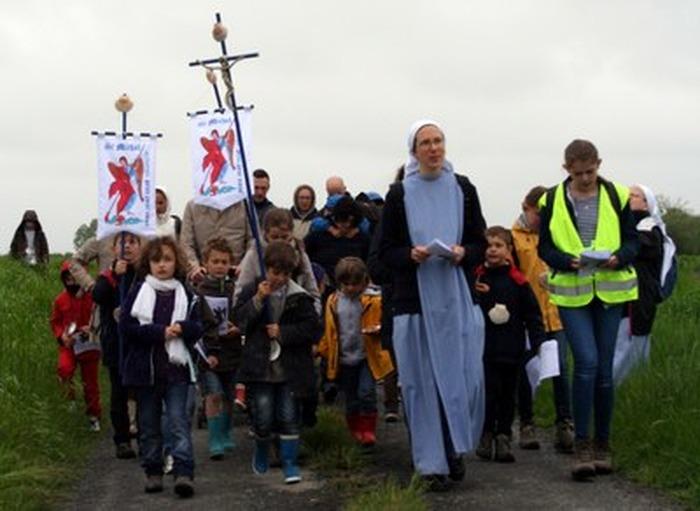Pèlerinage des petits Miquelots
