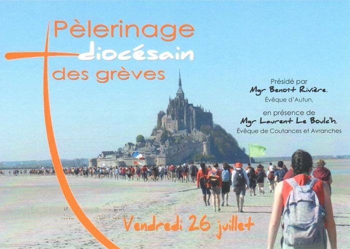 Pèlerinage des Grèves du Mont saint Michel