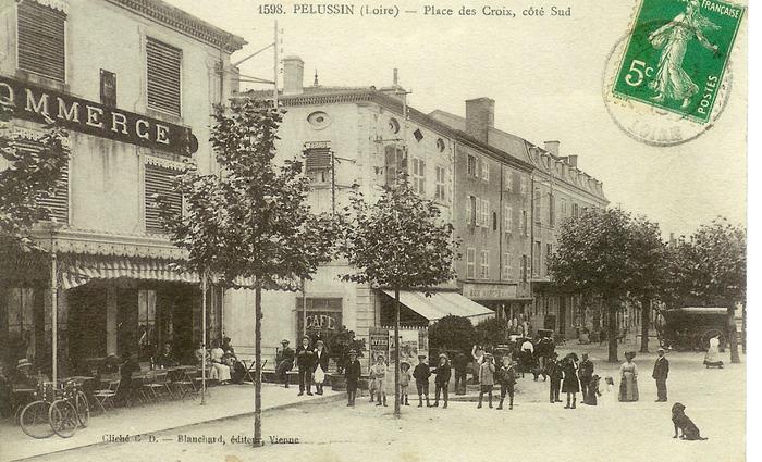 Journées du patrimoine 2018 - Exposition « Pélussin, des années 1830 à 1930 ».