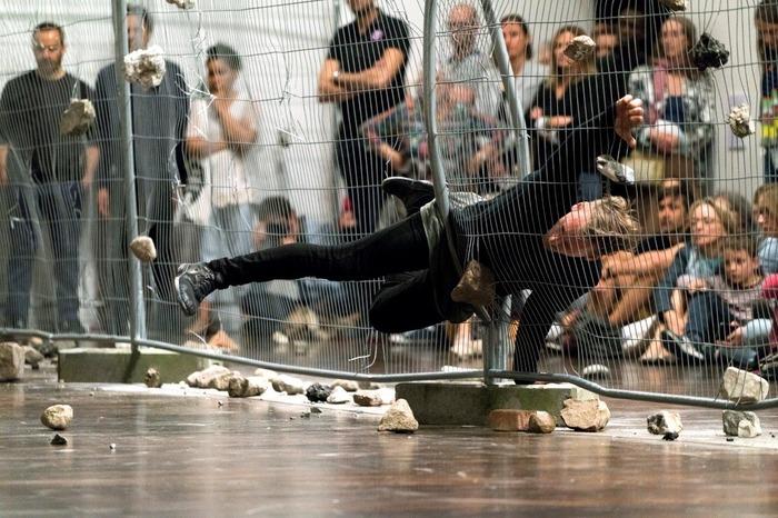 Journées du patrimoine 2018 - Performances dansées imaginées par Fouad Boussouf et la Compagnie Massala au coeur de l'exposition de Kader Attia