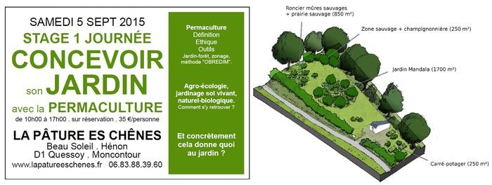 comment concevoir et entretenir son jardin avec la permaculture