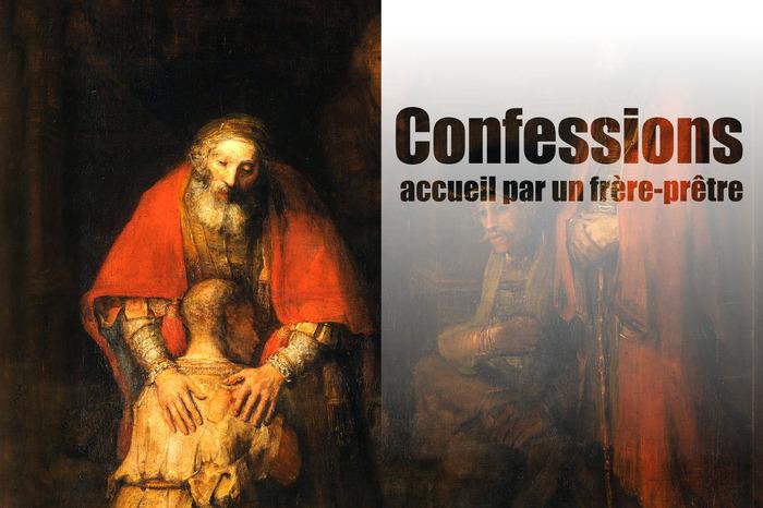 Confessions - Accueil sacerdotal