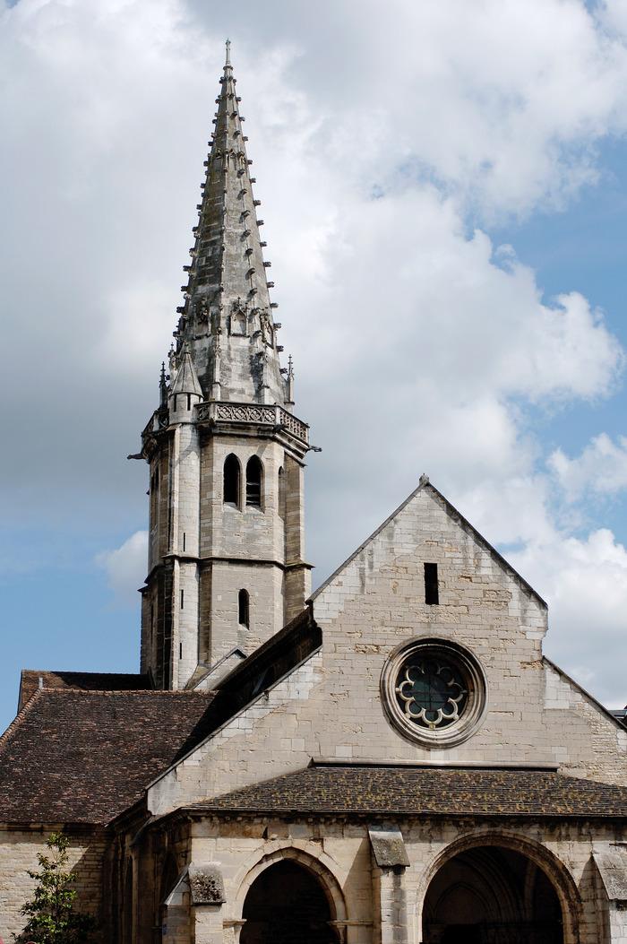 Journées du patrimoine 2018 - Permanence des Climats - Église Saint-Philibert