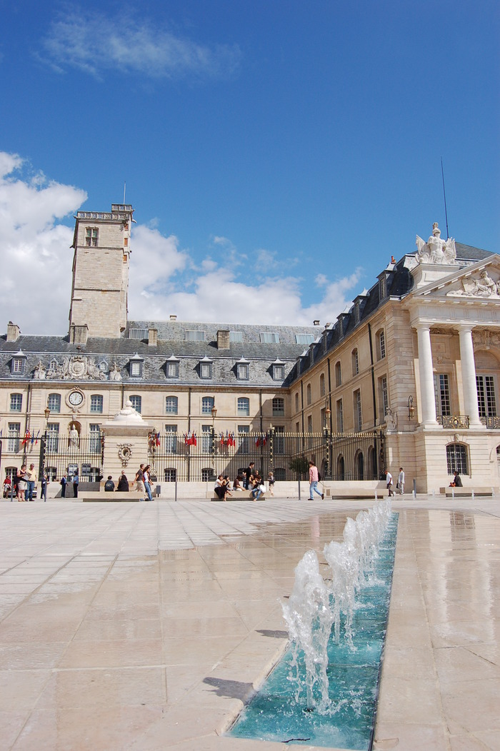 Journées du patrimoine 2018 - Permanence des Climats - Palais des Ducs et des États de Bourgogne