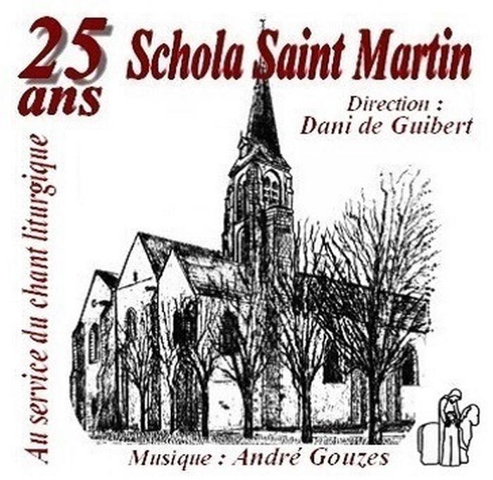 Crédits image : Schola Saint Martin