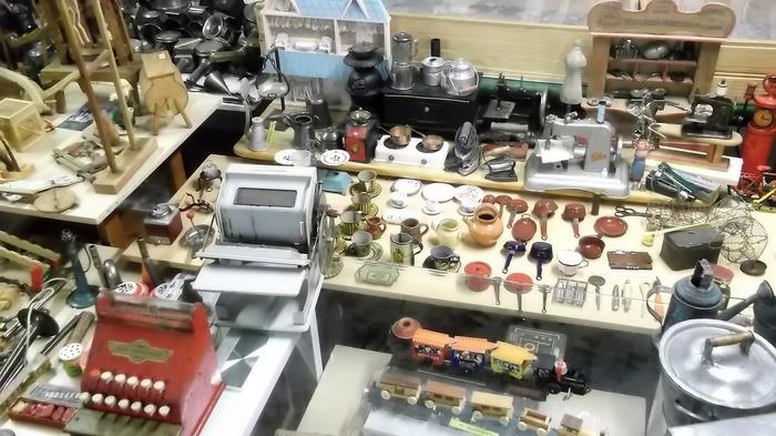 Journées du patrimoine 2018 - Visite commentée du petit musée de l'objet quotidien.