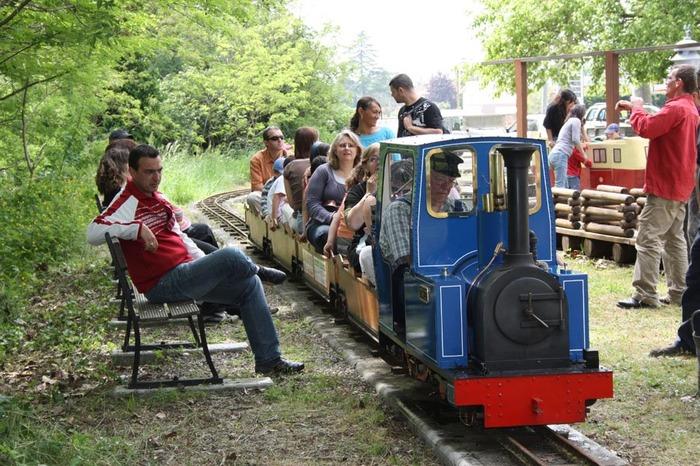 Journées du patrimoine 2018 - Petit train de Grenade