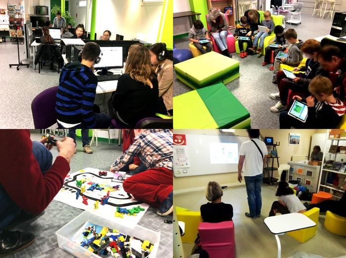 Petits ateliers numériques pour tous