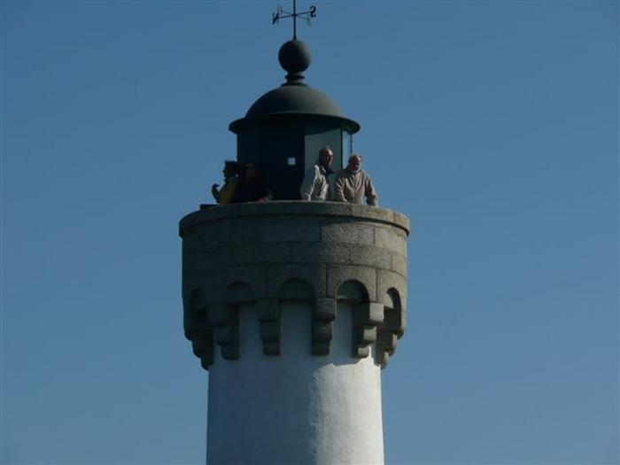 Journées du patrimoine 2017 - Phare de Port Haliguen Quiberon