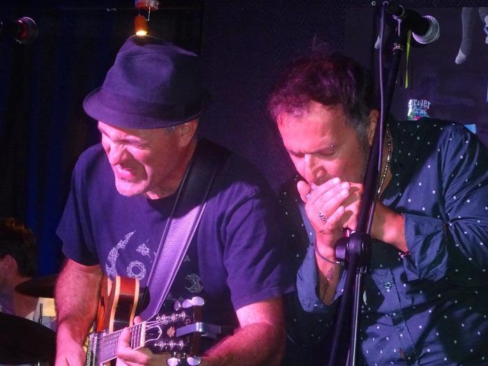 Phil TheBlues Trio & Marko Balland