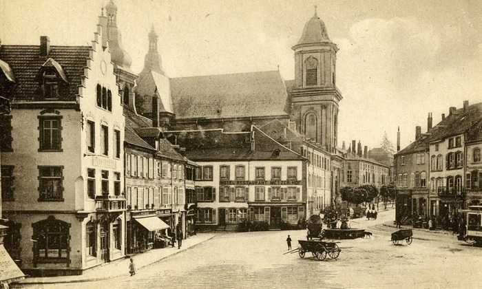 Crédits image : Société d'Histoire du Pays Naborien