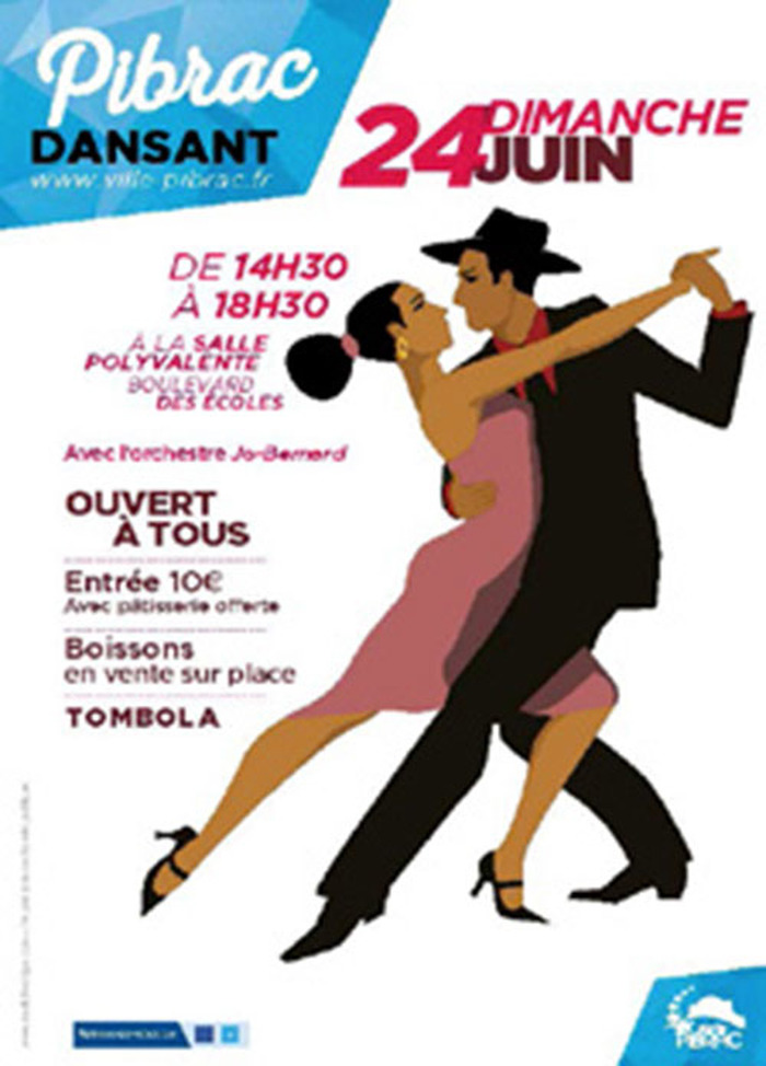 Pibrac Dansant - Dimanche 24 juin