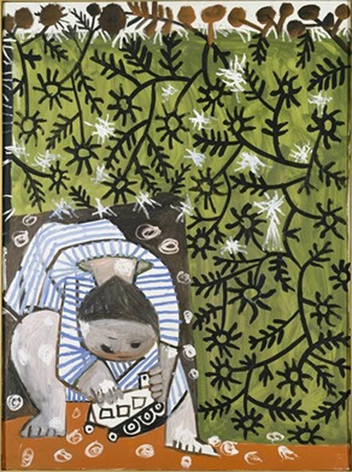 Journées du patrimoine 2018 - Picasso dans son jardin