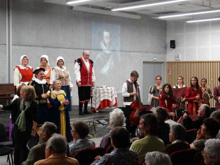 Journées du patrimoine 2017 - Pièce de théâtre