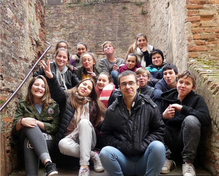 Journées du patrimoine 2018 - Pièce de théâtre interprétée par les Jac's (Jeunes Adolescents Cultivés de la communauté d'agglomération Gaillac-Graulhet)