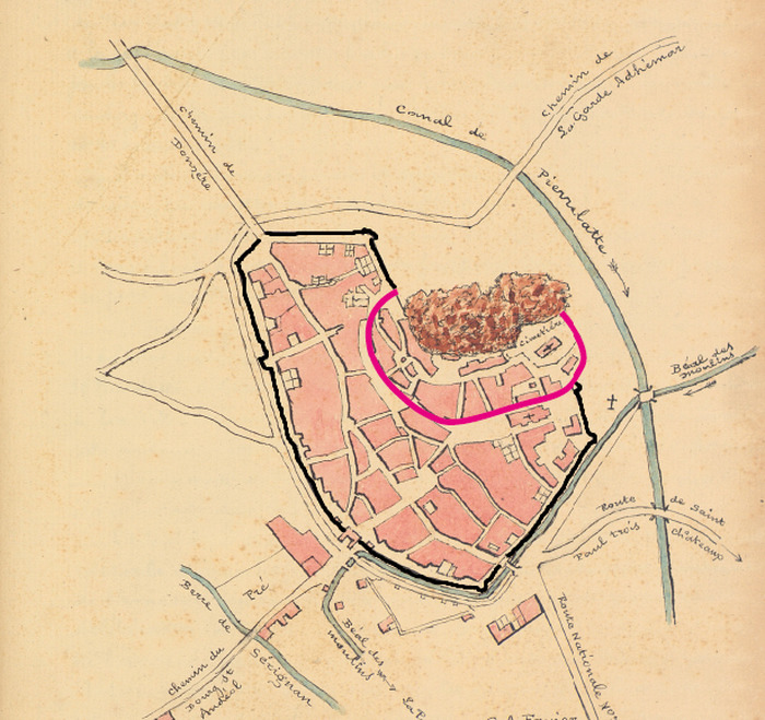 Crédits image : Archives municipales, fonds Favier