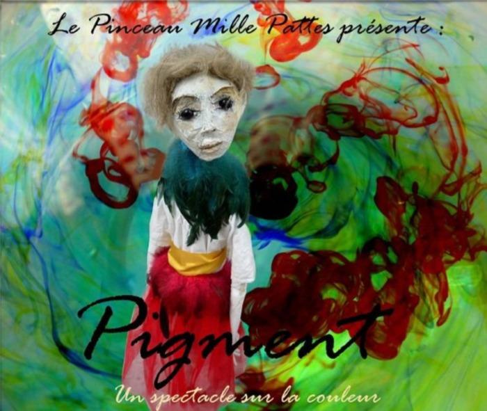 Journées du patrimoine 2018 - «Pigment», spectacle de marionnettes sur la couleur
