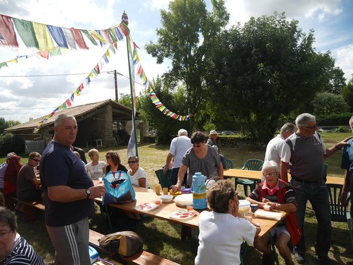 Journées du patrimoine 2018 - Pique-nique culturel sur la commune de Saivres