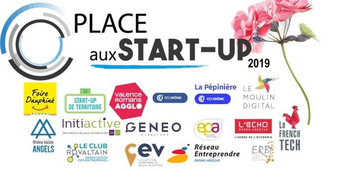 Place aux Start Up 2019