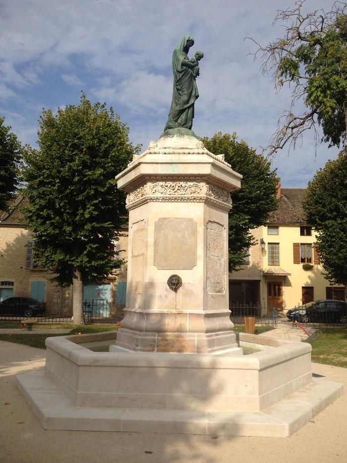 Journées du patrimoine 2018 - Place Sainte-Marie : les protagonistes d'un patrimoine du XIXème siècle
