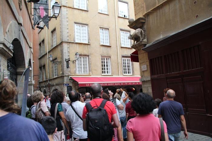 Journées du patrimoine 2018 - Plongée dans la ville.