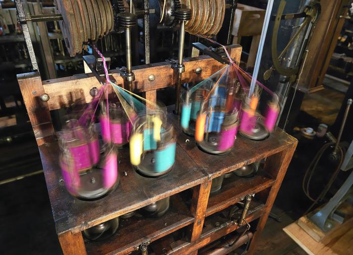 Journées du patrimoine 2018 - Visite libre du musée de la corderie Vallois