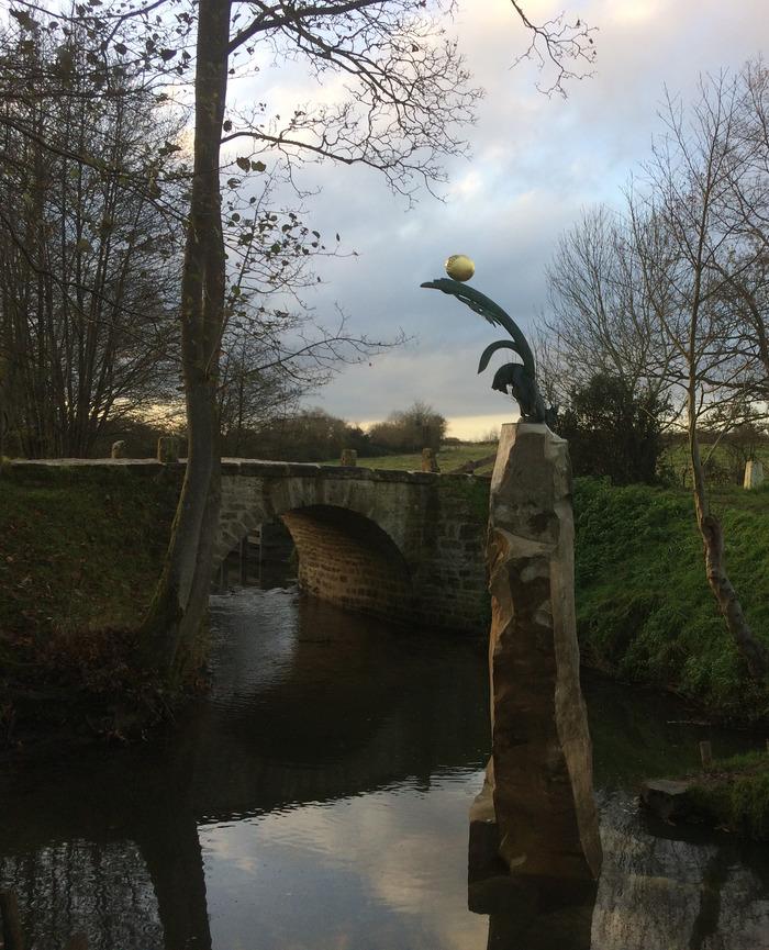 Journées du patrimoine 2018 - Visite guidée du pont de Coq