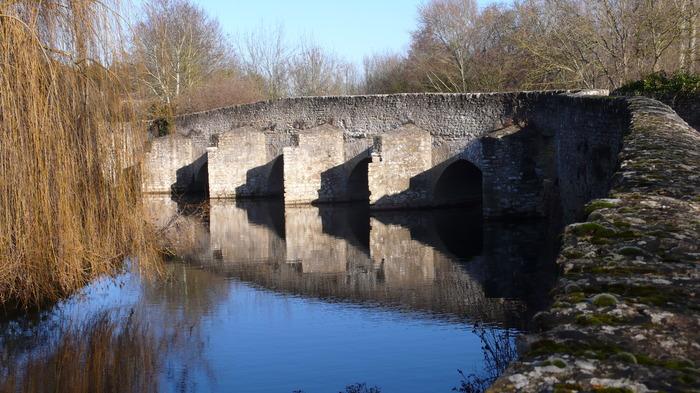 Journées du patrimoine 2018 - Pont de la Roche de Luzay