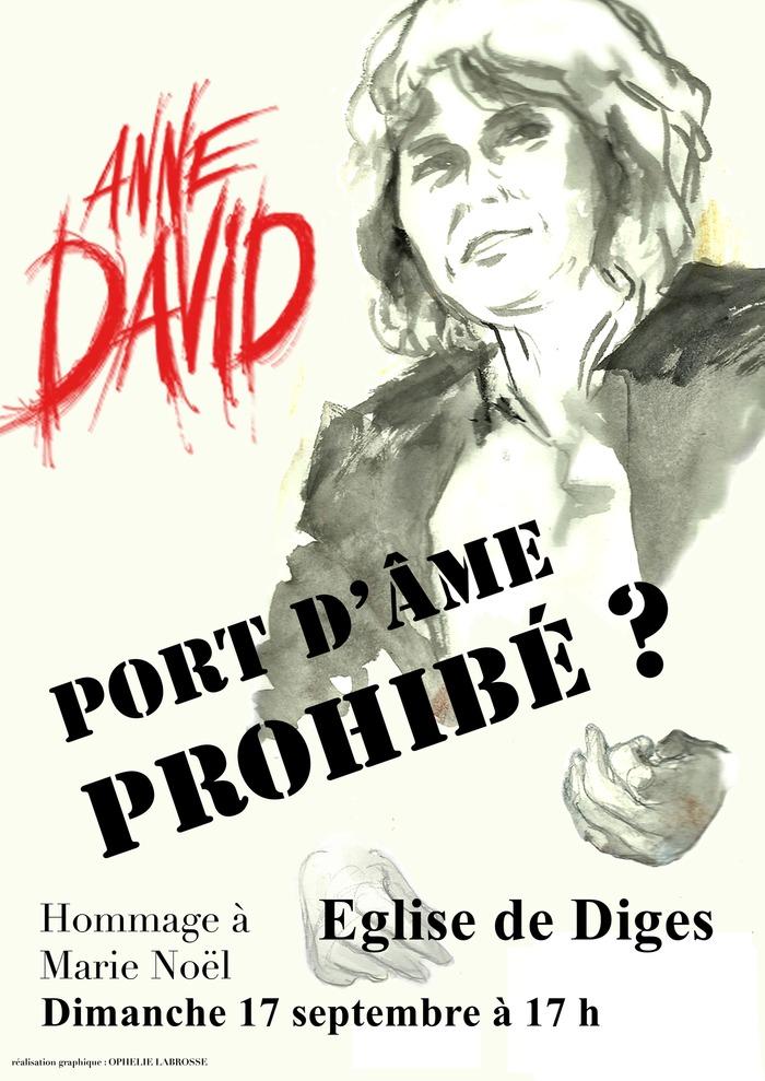 Journées du patrimoine 2017 - Port d'âme prohibé ?