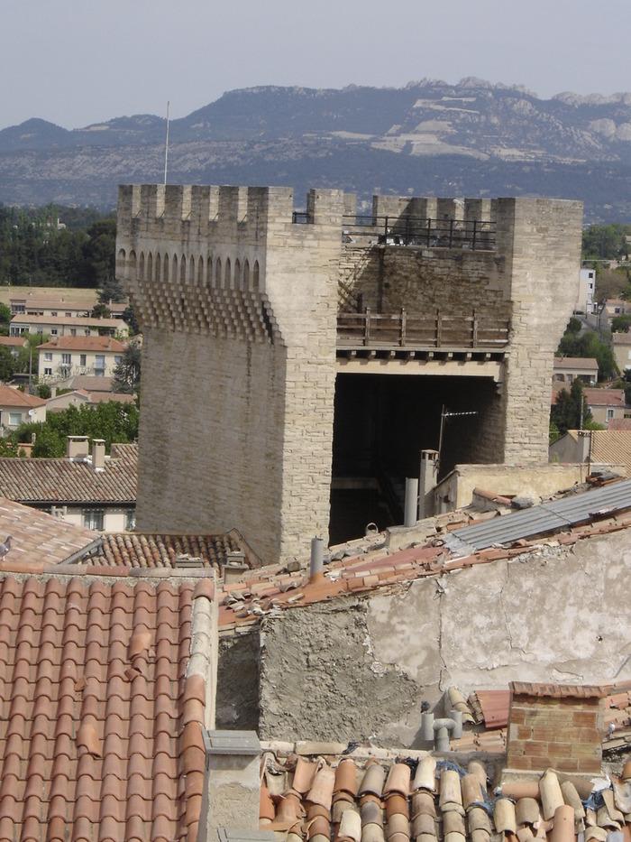 Journées du patrimoine 2018 - Porte d'Orange (porte des remparts du XIVème siècle)