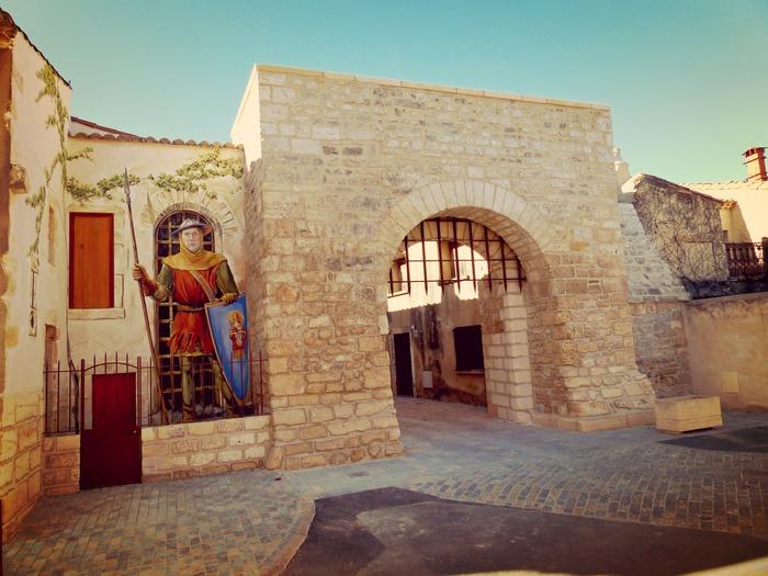 Journées du patrimoine 2018 - Porte et remparts du XIVe siècle