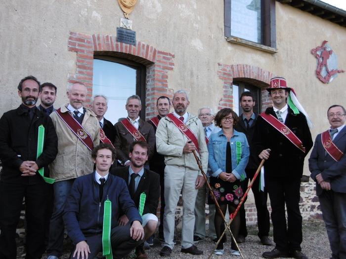 Journées du patrimoine 2018 - Porte ouverte de l'Union Compagnonnique des Compagnons du Tour de France des Devoirs Unis (Cayenne de Rennes)