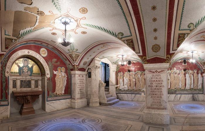 Journées du patrimoine 2017 - Portes ouvertes à l'Antiquaille espace culturel du Christianisme à Lyon