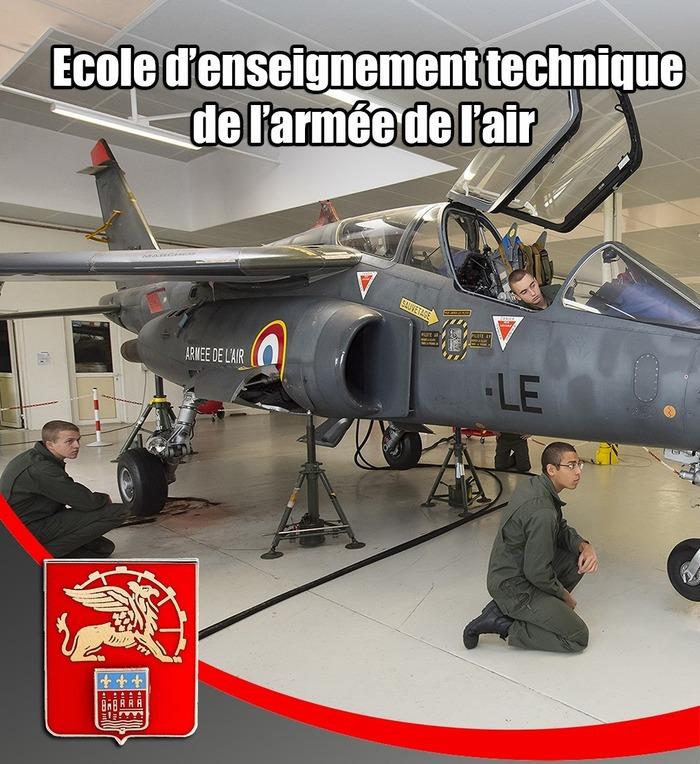 Journées du patrimoine 2018 - Portes ouvertes à l'école technique de l'armée de l'air