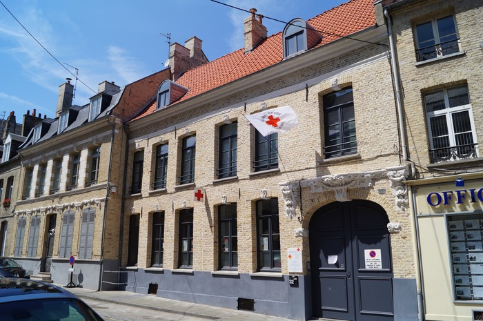 Crédits image : Croix-Rouge française de l'arrondissement de Saint-Omer