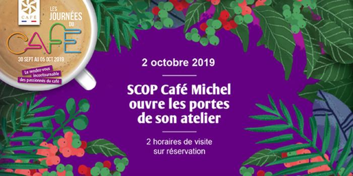Portes ouvertes à la SCOP Café Michel