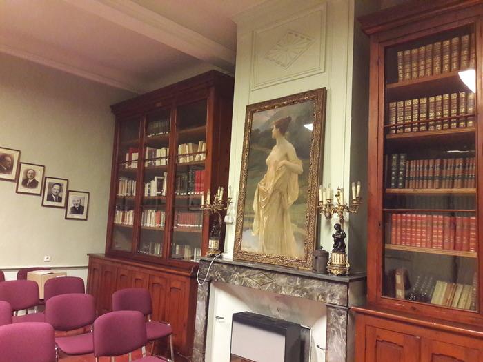 Journées du patrimoine 2018 - Portes ouvertes à la Société Académique d'Agen