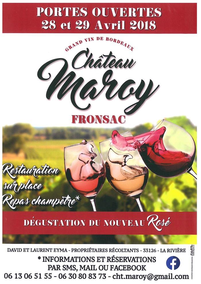 Portes ouvertes au Château Maroy