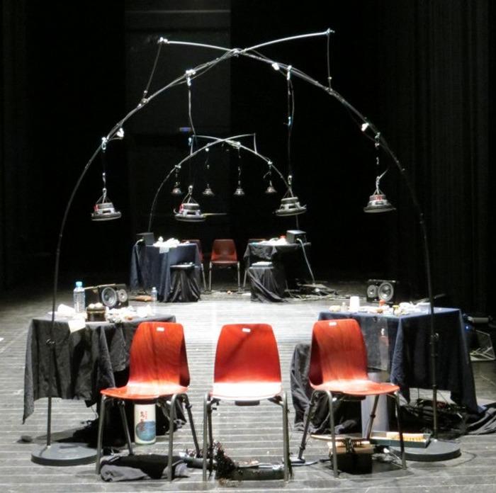 Journées du patrimoine 2017 - Portes ouvertes au GMEA - Centre National de Création Musciale d'Albi : visites guidées & expériences sonores