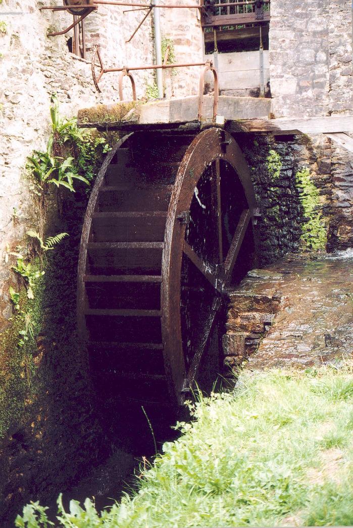 Journées du patrimoine 2018 - Visite libre du moulin de Marcy