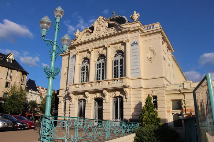 Crédits image : Théâtre de Châtel-Guyon