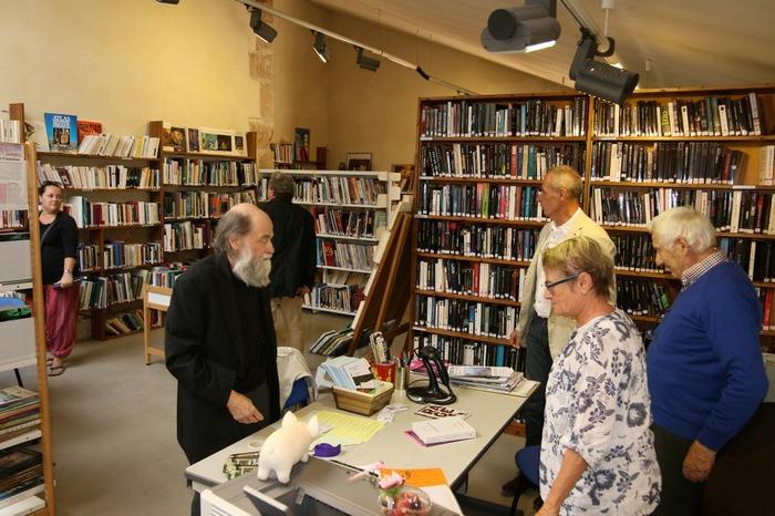 Journées du patrimoine 2018 - Portes ouvertes Bibliothèque Paul Cèze et diffusion du film de Paul Céze