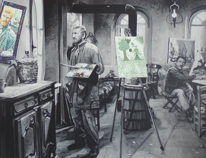 69 bd henri barbusse montreuil - Atelier chardon savard portes ouvertes ...