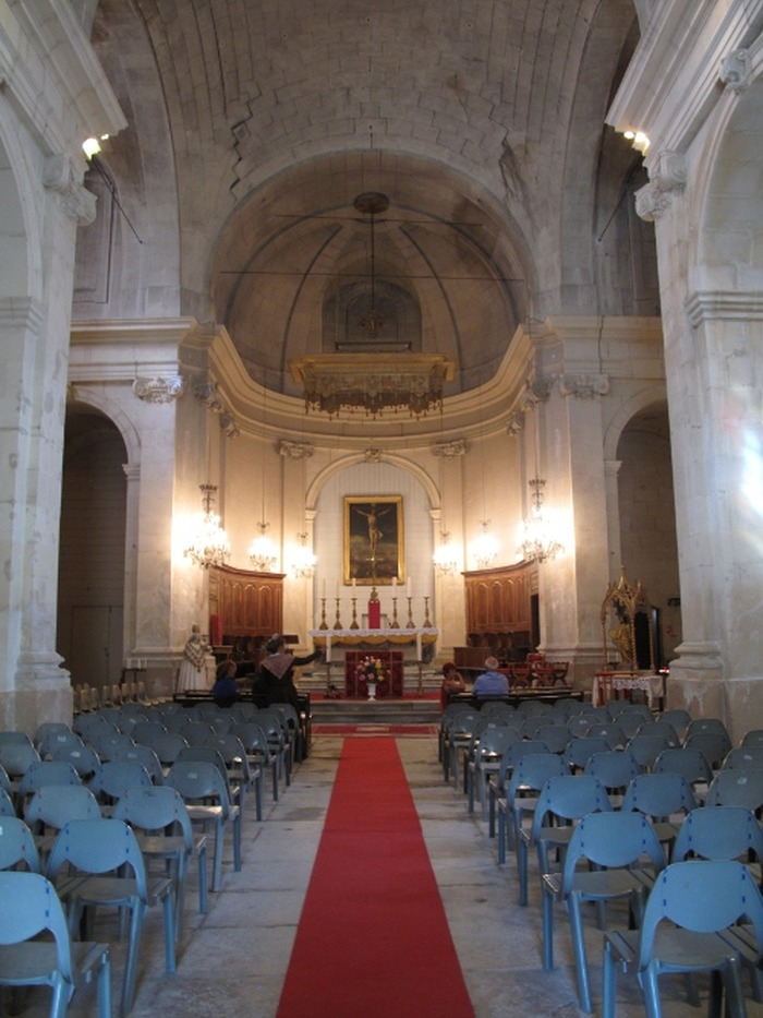 Journées du patrimoine 2018 - Portes ouvertes de l'Eglise Saint-Jacques