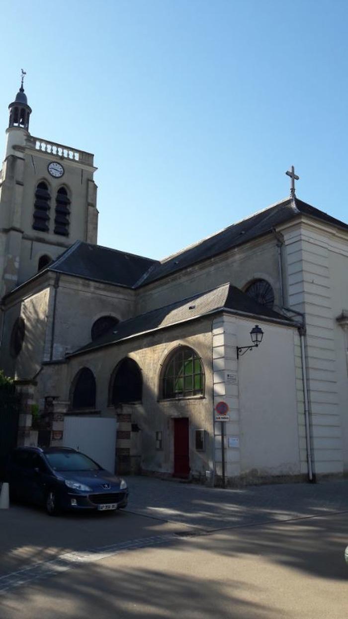 Journées du patrimoine 2018 - Portes ouvertes de l'église Saint-Georges de Crécy-la-Chapelle