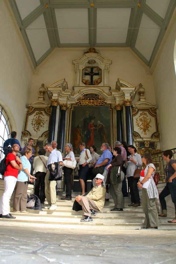 Journées du patrimoine 2018 - Portes ouvertes de la chapelle Sainte-Marie