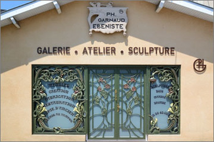 Crédits image : ©Galerie d'art et atelier Philippe Garnaud