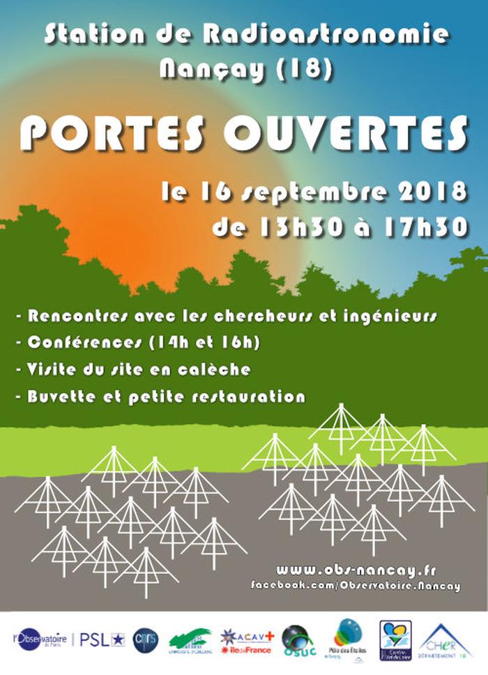 Journées du patrimoine 2018 - Portes ouvertes